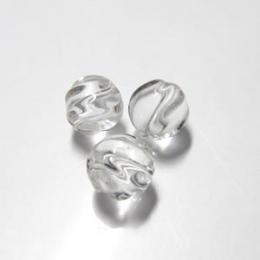 水晶 ウェーブカットAA-AAA 6mm